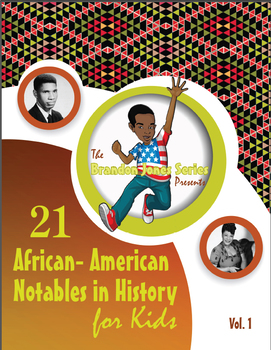 21 Notable African-Americans in History for Kids