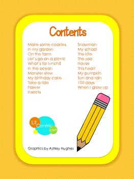 21 Sight Word Writing Centers