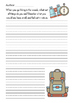 21 Unique Writing Prompts with Lined Paper