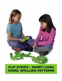 Flip Strips – Short/Long Vowel Spelling Patterns