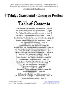 2101-15 Presidential Legacy
