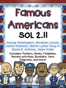Famous Americans 2.11