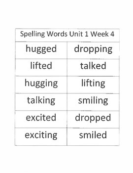 2.1.4 RS Weekly Work Packet, Second Grade, Reading Street