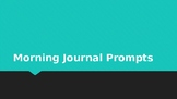 215 Journal Prompts! With Pictures!