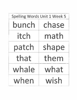 2.1.5 RS Weekly Work Packet, Second Grade, Reading Street