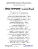 2160-15 Civil Rights and the Judicial Branch