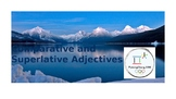 2018 Winter Olympics Comparative & Superlative Adjectives PPT