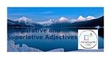 2018 Winter Olympics Comparative & Superlative Adjectives PPT