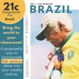 21c Magazine [Brazil]