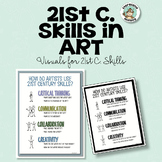 21st C. Skills in Art