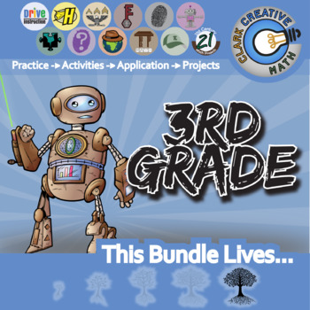 21st Century 3rd Grade -- the Entire Curriculum + Free Lifetime Downloads