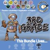 21st Century 3rd Grade Curriculum + Free Lifetime Downloads