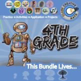21st Century 4th Grade Curriculum + Free Lifetime Downloads