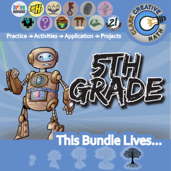 21st Century 5th Grade Curriculum + Free Lifetime Downloads