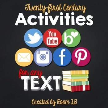 21st Century Activities for Any Text