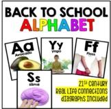 21st Century Alphabet