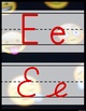 21st Century Alphabet Cards