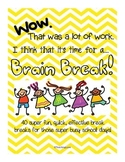 21st Century BRAIN BREAKS