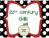 21st Century Bulletin Board - Apple Theme