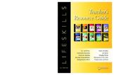 21st Century Lifeskills Teacher Resource Guide