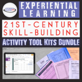 21st-Century Skill-Building Activities Bundle {Printable a
