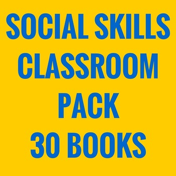 21st Century Skills Classroom Pack-30 Books: Smile & Succeed for Teens