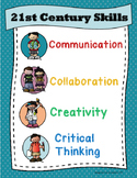 21st Century Skills Poster