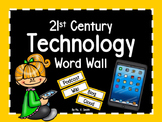 21st Century Technology Word Wall