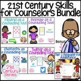 Digital Learning tools for Counselors Bundle