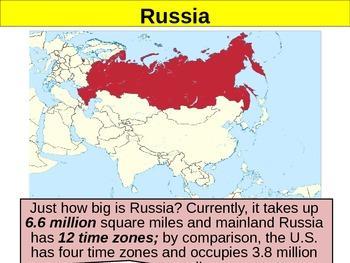 UNIT 4 LESSON 2. Development of Russia POWERPOINT