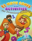 22 Preschool Math Games and Activities