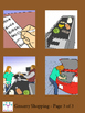 10 Sequences of Everyday Tasks for Young Adults and Adults (Set 1 of 3)