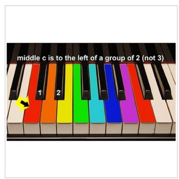 20 Color Coded Songs 4 kids! Piano, Bells, Boomwhackers. Music Ed & Therapy