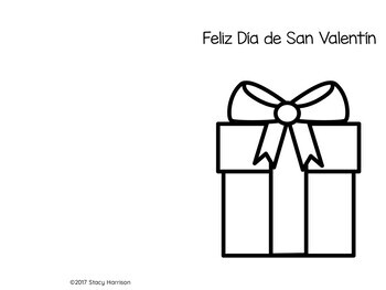 30 - Spanish Valentine's Day Cards