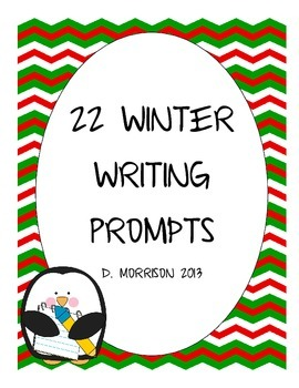 22 Winter Story Prompts
