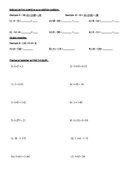 2.2 and 2.3 Homework