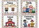 220 Classroom Library Book Bin / Basket Labels {Owl Theme}
