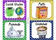 220 Classroom Library Book Bin / Basket Labels {Star Theme}