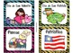 220 Classroom Library Book Bin / Basket Labels in SPANISH