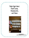 220 Dolch Sight Word Cards and Checklists