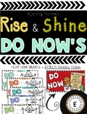 220 RISE and SHINE Morning Prompts
