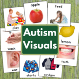 Printable Photo Pictures for Special Education, Autism Visuals