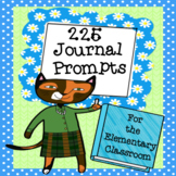 Journal Prompts for the Elementary Classroom
