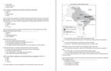 229 Multiple-Choice NYS Global Studies Regents Topic 9.3 C