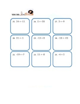 2.3 Adding Integers