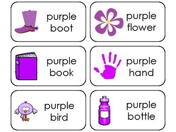 photograph about Color Flashcards Printable named 23 Colour Crimson Printable Flashcards. Preschool-Kindergarten