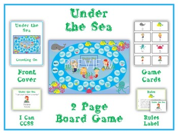 23 ELA Kindergarten Folder Games - Common Core Pack #2 -  Word Work Centers!