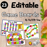 23 Editable Game Boards