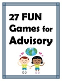 ADVISORY GAMES