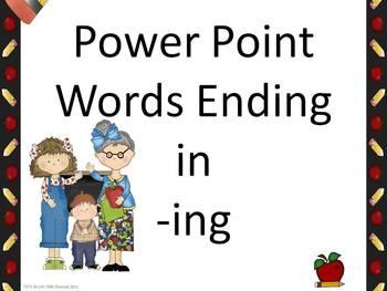 Language Arts - Power Point Presentations-Bundled